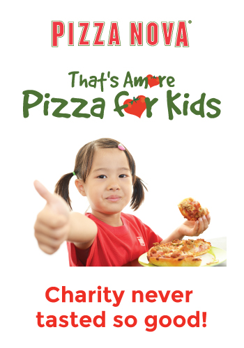 pizza for kids day!