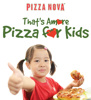 pizza for kids day