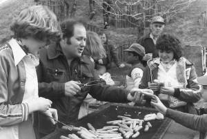 Al Waxman picnic
