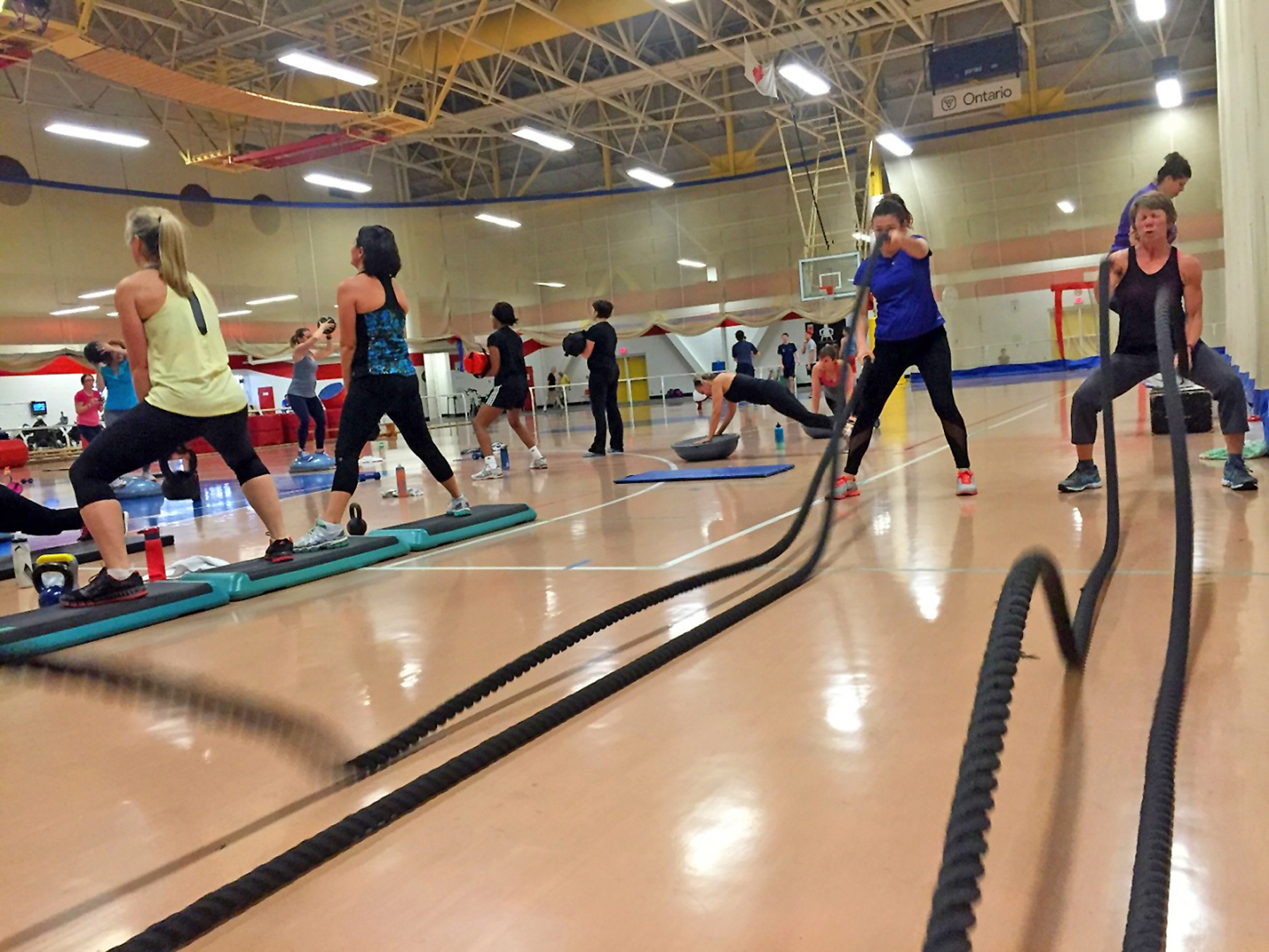 circuit fitness class