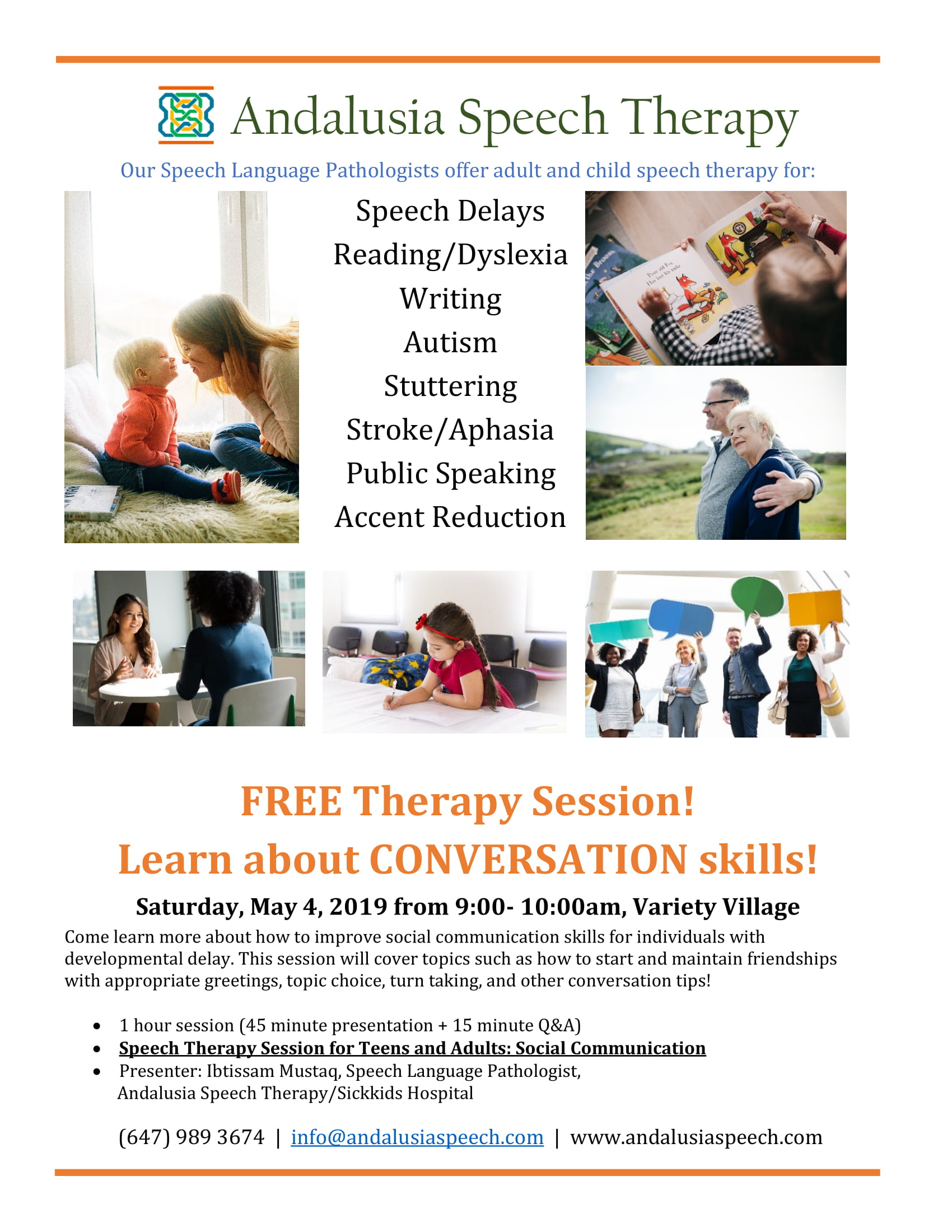 Andalusia Speech Therapy BCS flyer-may 4-1
